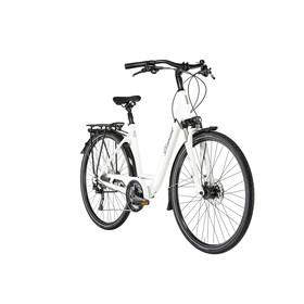 Diamant Ubari Super Deluxe Bicicletta da trekking Donna Mono bianco